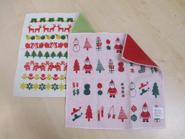 セミ「クリスマス」「クリスマスつなぎ」
