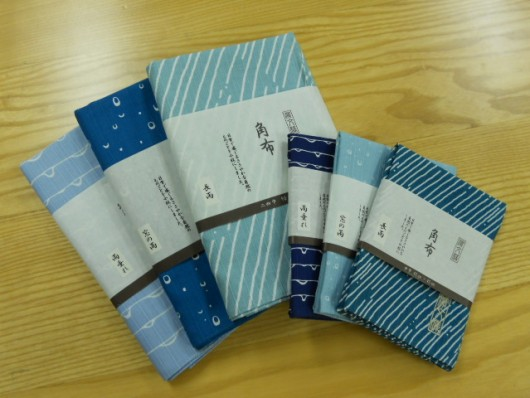 角布(二四巾、中巾)