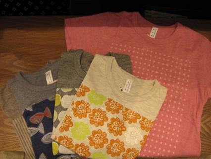 濱文様Tシャツ2012