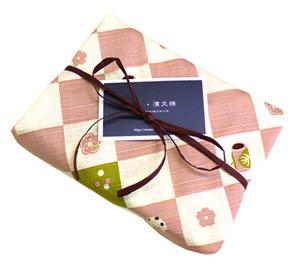 小布 和菓子&お茶ギフトセット