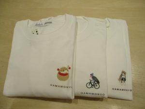 Tシャツ3柄