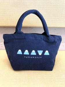ウォッシュキャンバストート「和み富士山」